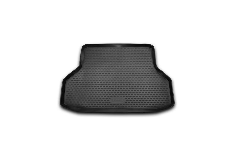 cardae10002 Autofamily Коврик в багажник полиуретан DAEWOO Gentra 2013-> сед. полиуретан . Продажа оптом и в розницу.