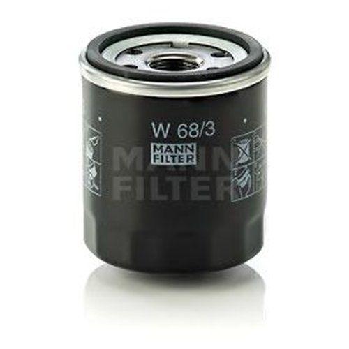 w683 Mann+Hummel Фильтры масляные MANN. Продажа оптом и в розницу.